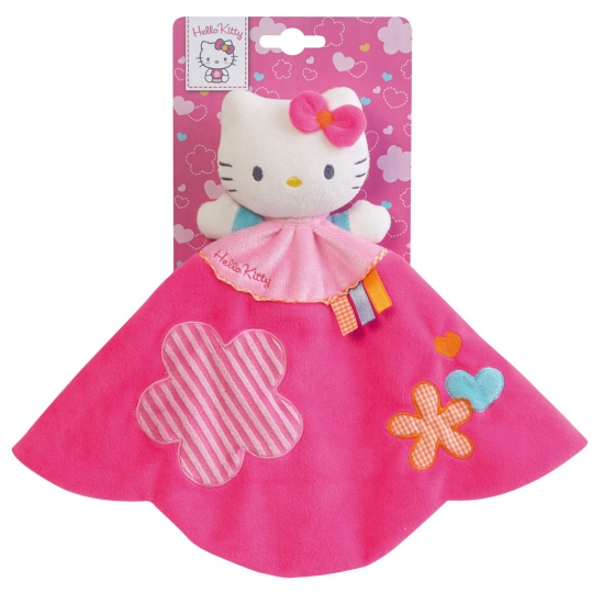 Baby doekje van Hello Kitty