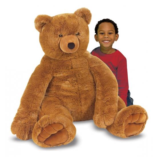 Beren knuffel 76 cm