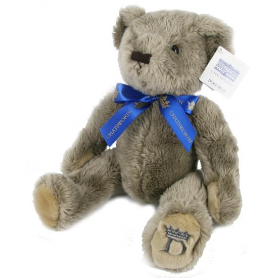 Beren knuffel Duke 25 cm