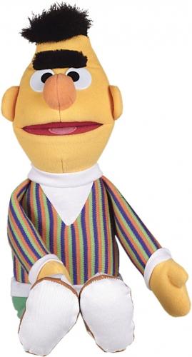 Bert pluche knuffels 36 cm