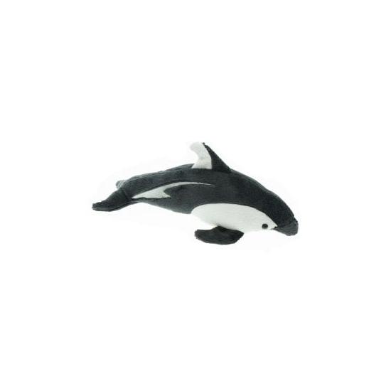 Bonte dolfijnen knuffel 23 cm