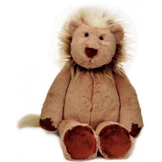 Bruin leeuwen knuffeltje 25 cm