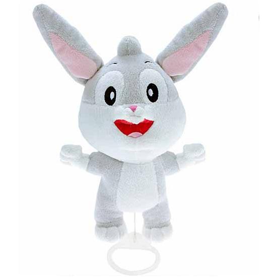 Bugs Bunny muziekdoosje 25 cm