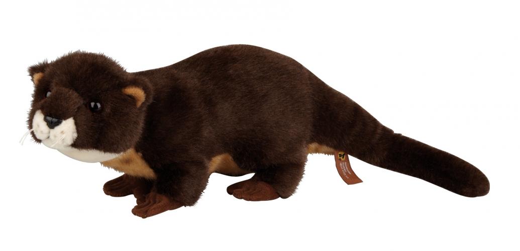 Dierenknuffel otter 30 cm