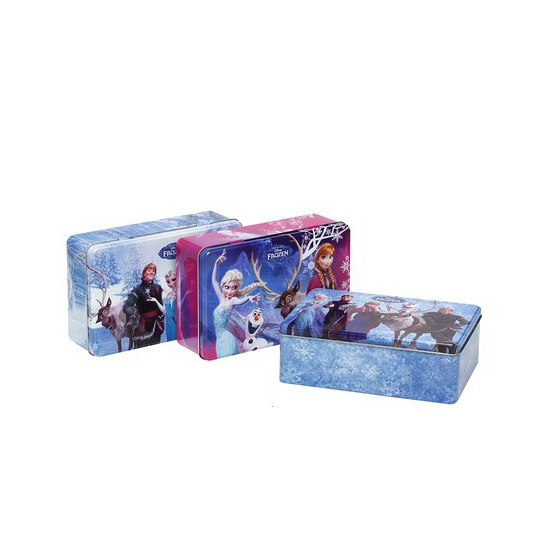 Disney frozen opbergblik wit