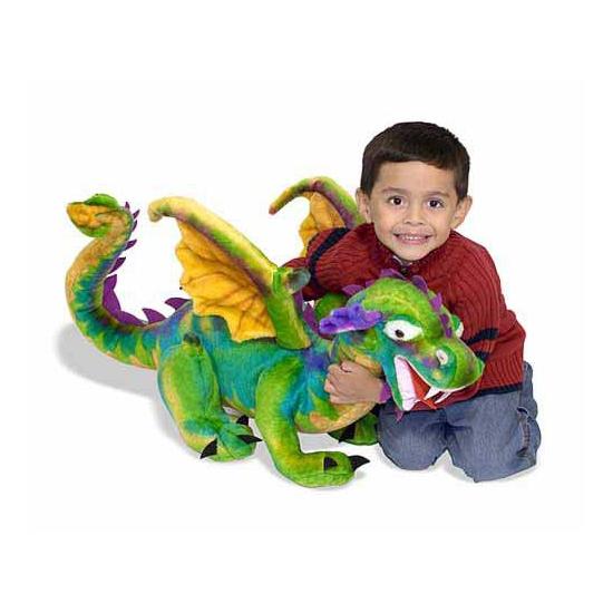 Draken knuffel 81 cm
