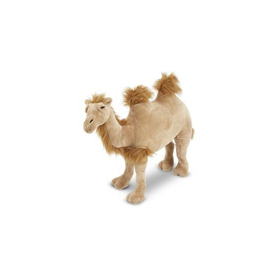 Extra grote knuffel kameel