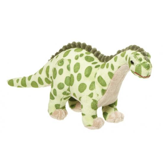 Groene Diplodocus knuffels 32 cm