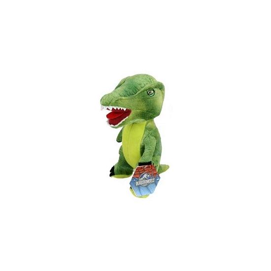 Groene knuffel dinosaurs 23 cm