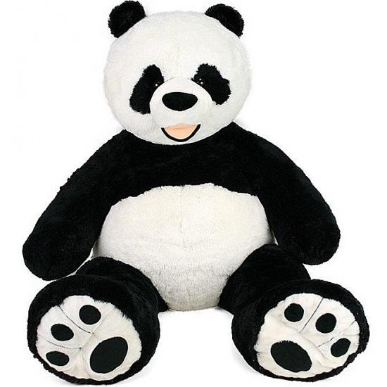 Grote reuze panda knuffels 150 cm
