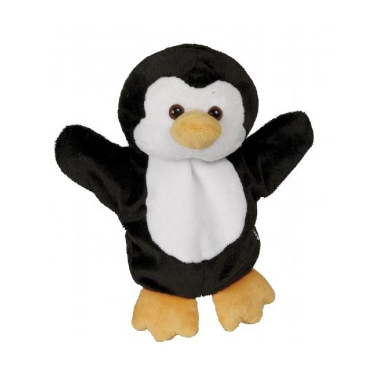 Handpop pinguin 27 cm