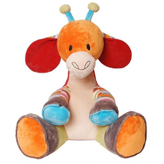 Happy Horse knuffels pluche giraffe 22 cm