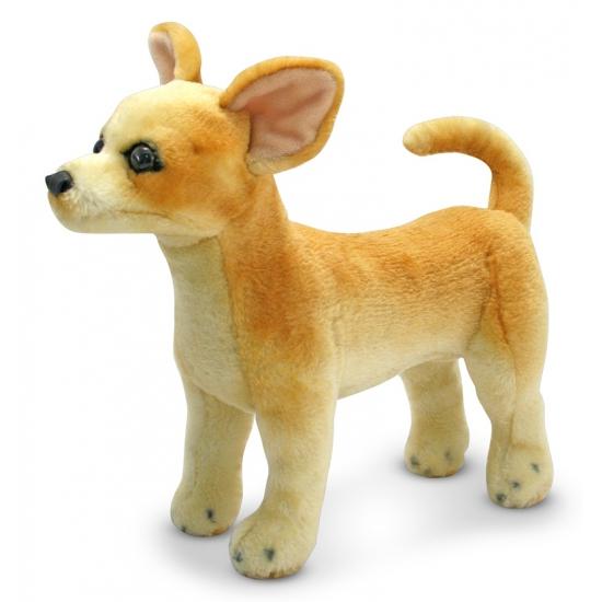 Honden knuffeldier Chihuahua 38 cm