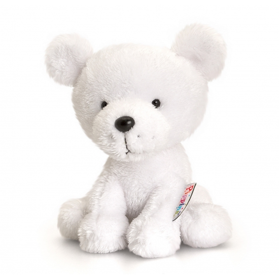 IJsberen knuffeltje 14 cm