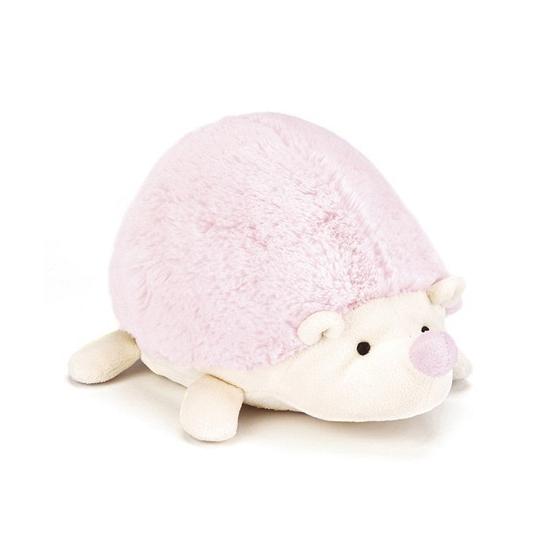 Jellycat knuffel egel roze 22 cm