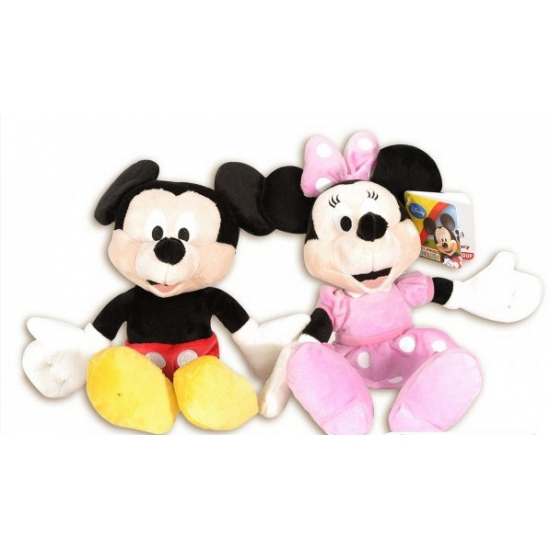 Kinder knuffel Minnie Mouse