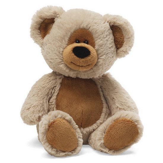 Kinder knuffelberen met kraaloogjes 31 cm