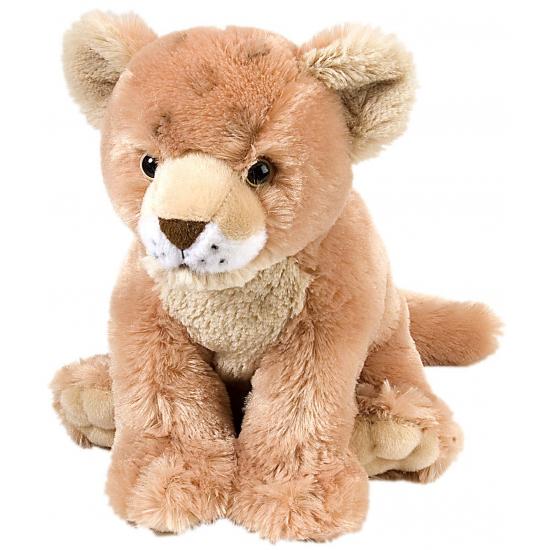 Kinder knuffels leeuwen welpje 30 cm