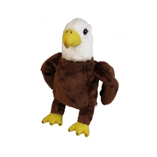 Knuffel adelaar 19 cm