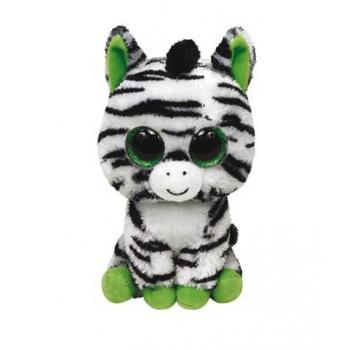 Knuffel Beanie Buddy zebra 24 cm