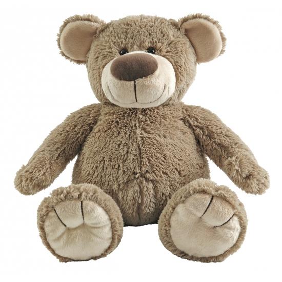 Knuffel beren pluche 55 cm Bella
