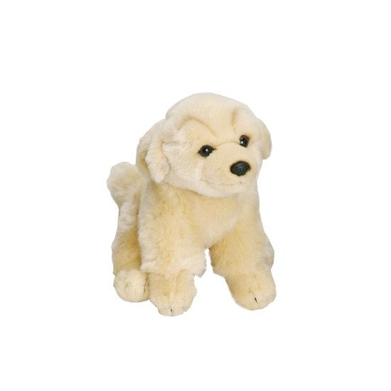 Knuffel hond Labrador 20 cm