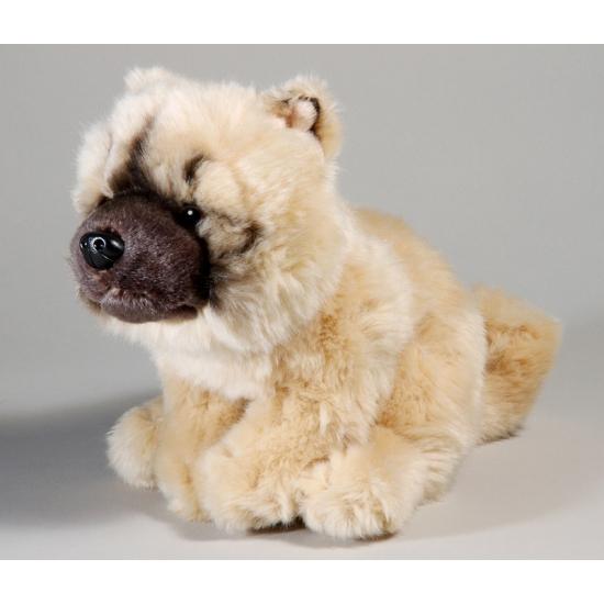 Knuffel hondje Chow Chow 23 cm