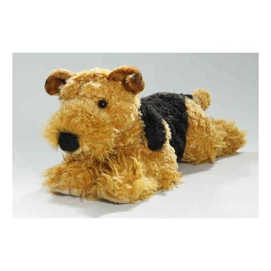 Knuffel hondje fox terrier 40 cm