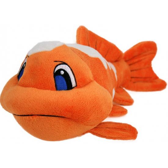 Knuffel Koi karper 41 cm oranje