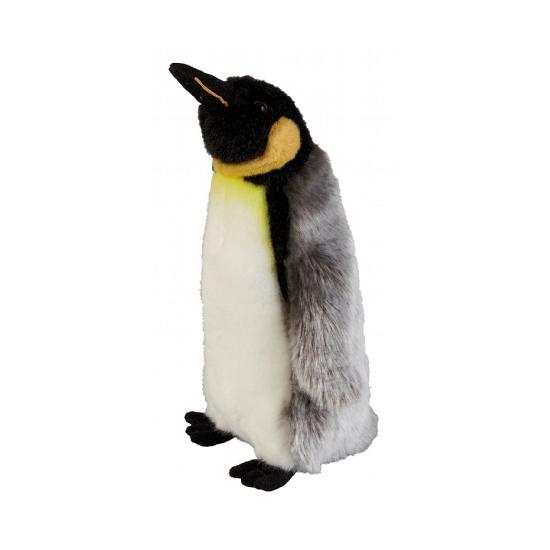 Knuffel konings pinguin 26 cm
