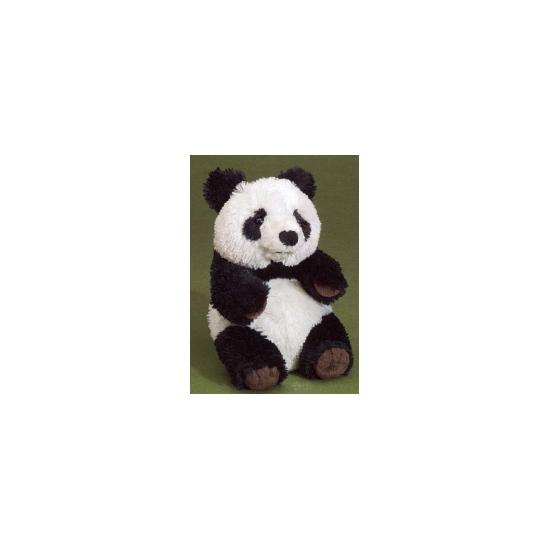 Knuffel panda 19 cm