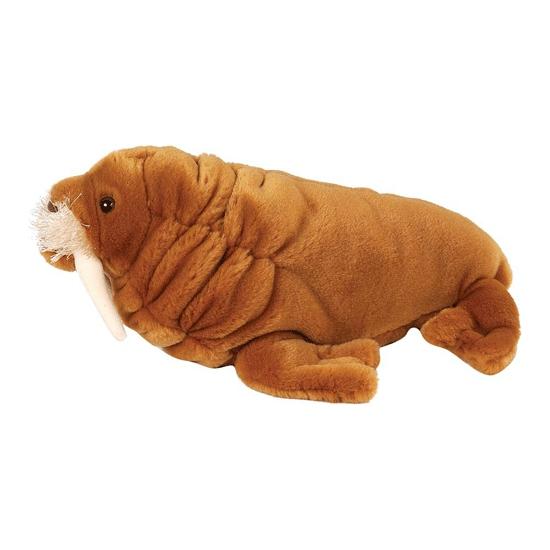 Knuffel pluche walrus 30 cm