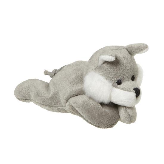 Knuffel wolf 13 cm