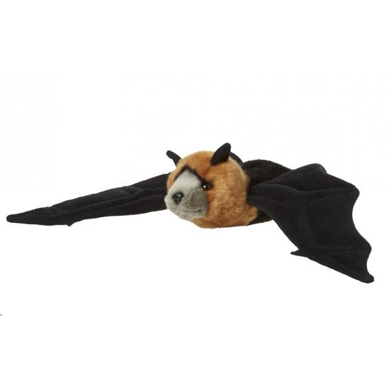 Knuffelbeesten pluche vleermuis 40 cm