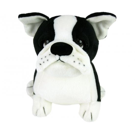 Knuffeldier Bull Terrier 16 cm
