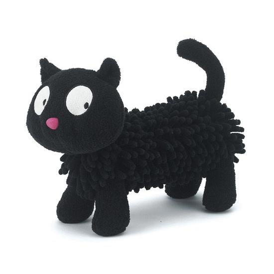 Knuffeldier kat van Jellycat 26 cm
