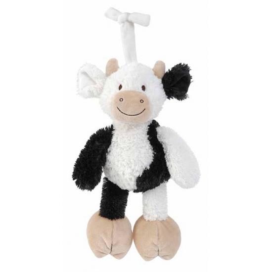 Knuffeldier koe Cloony 25 cm