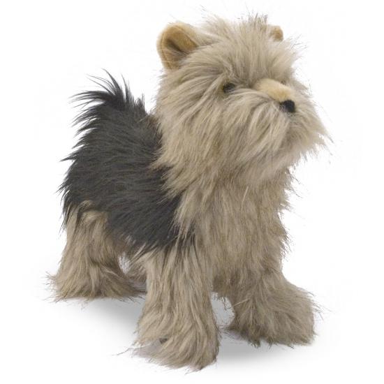 Knuffeldier Terrier 30 cm