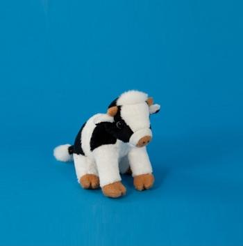 Koe knuffeltje 15 cm
