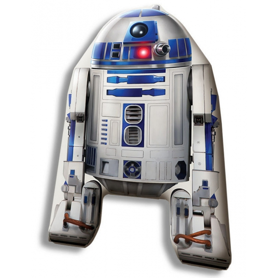 Kussen R2 D2 40 cm