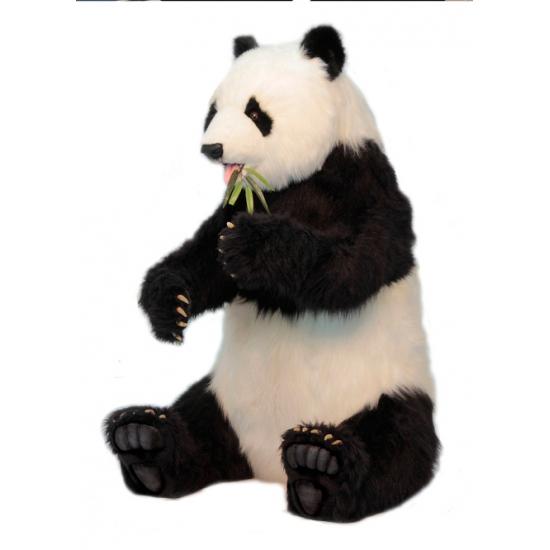 Levensechte pluche panda 130 cm
