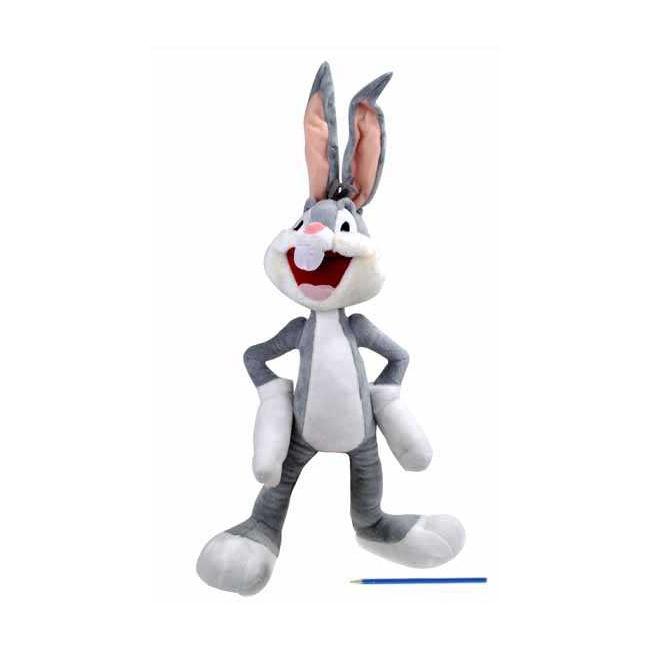 Looney Tunes pluche Bugs Bunny 49 cm