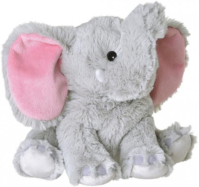 Magnetron knuffel olifant
