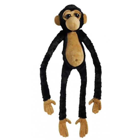 Mega chimpansee knuffel aap