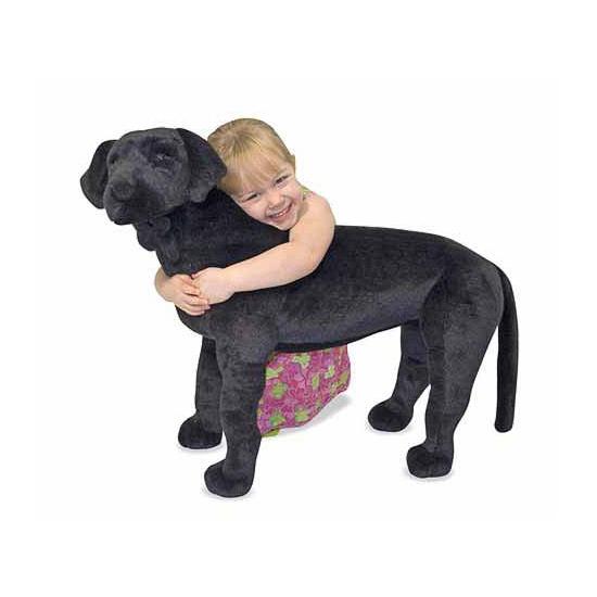 Mega labrador knuffeldier 79 cm