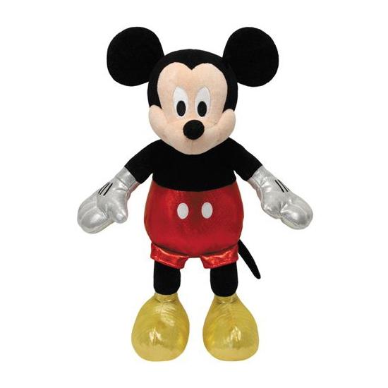 Mickey Mouse knuffel Tie Beanie 35 cm
