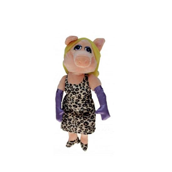 Muppet knuffels Miss Piggy 20 cm