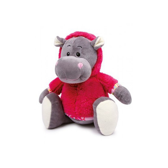 Nijlpaarden knuffel 35 cm
