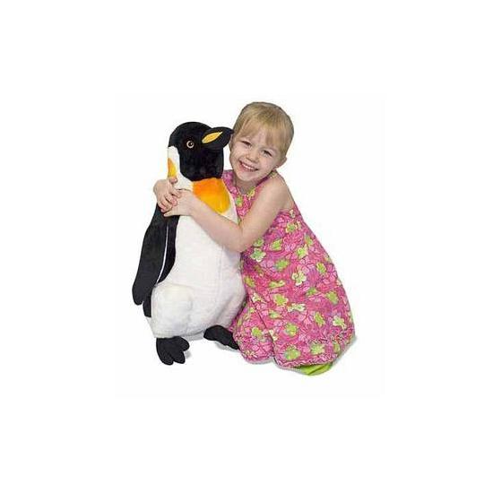 Pinguin knuffels 60 cm