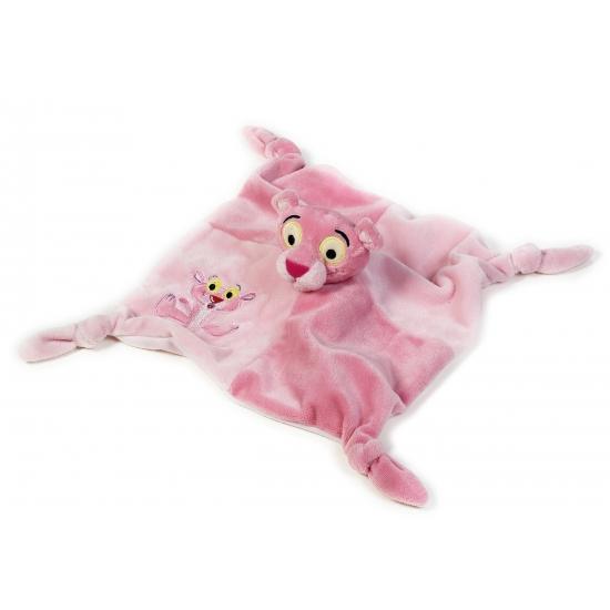 Pink Panter baby tutteldoekje